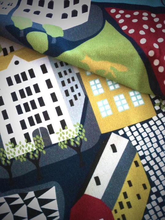 Digital print for Arvidssons Textil